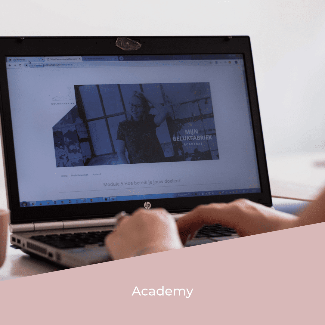 Academy - Gelukfabriek