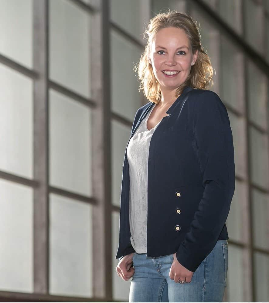 Marjan van de Bult - Business coach - Geluk