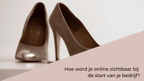 Hoe wordt je online zichtbaar als je net start met ondernemen