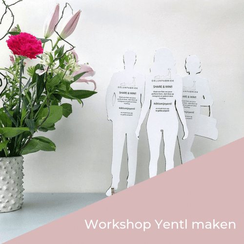 Workshop Yentl maken