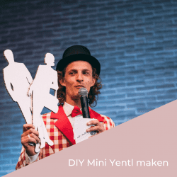 DIY Yentl maken