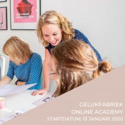 Gelukfabriek online academy