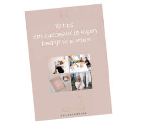 e-book - start je bedrijf - schuin