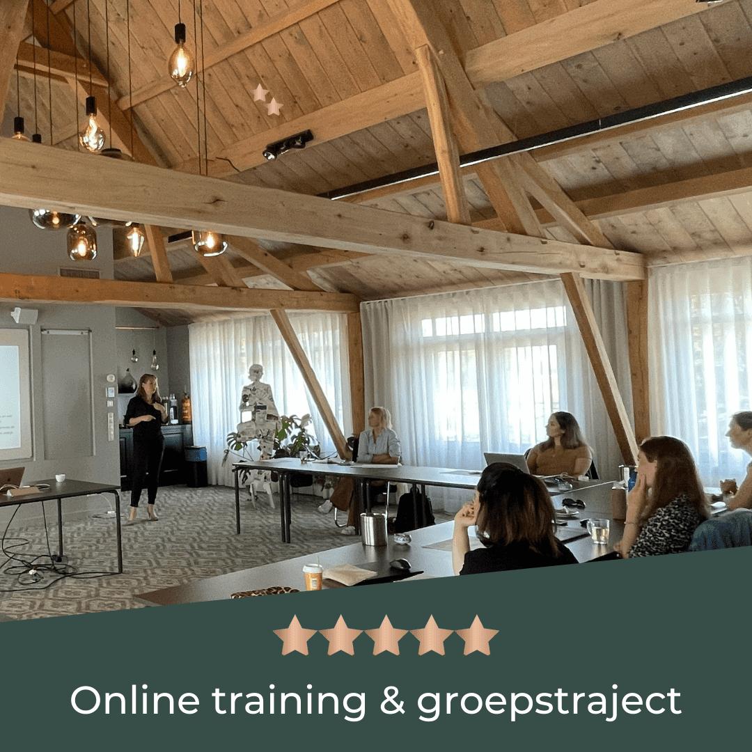 Online training en Groepstraject